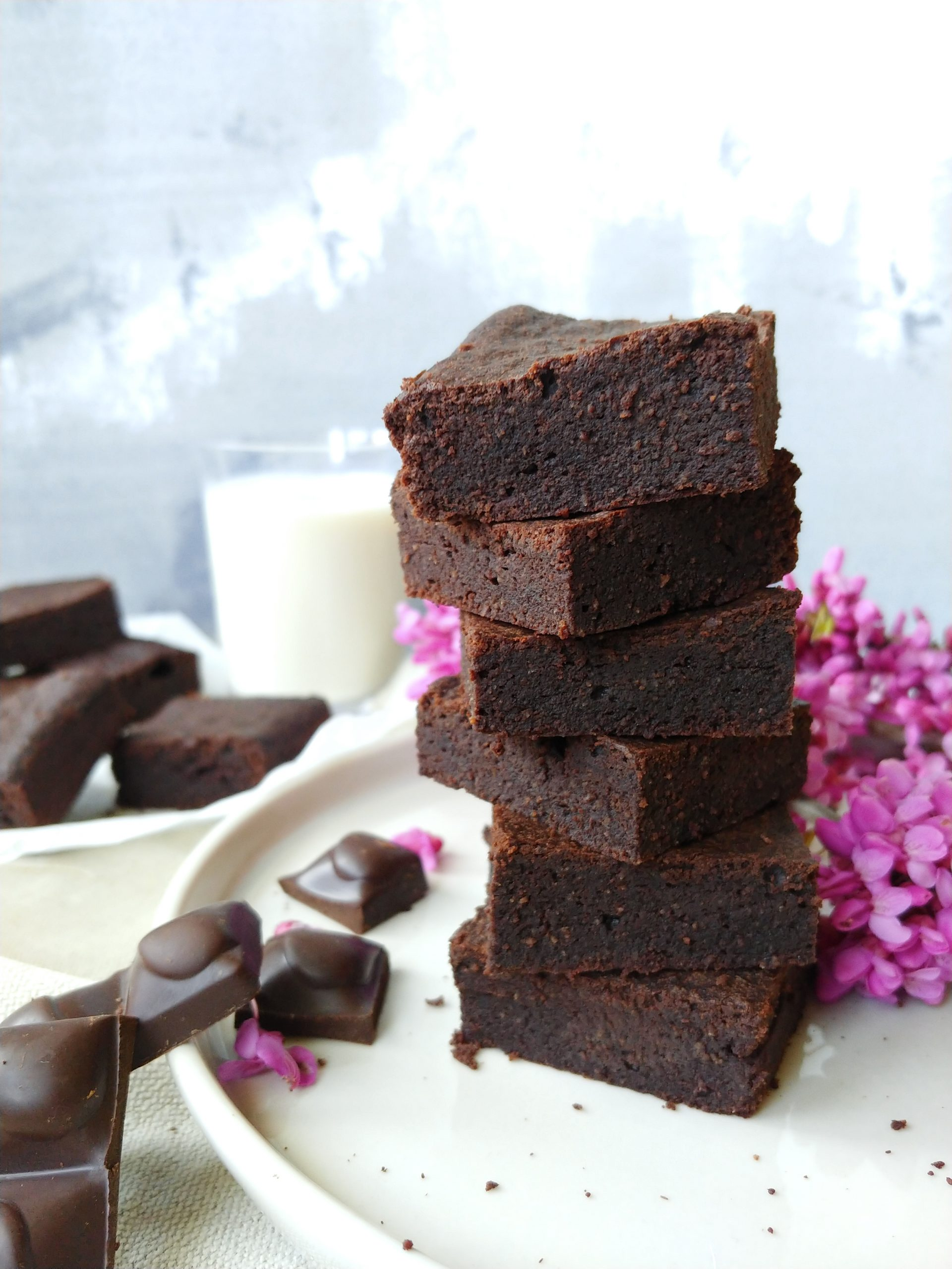 Hindistan Cevizi Unlu Brownie
