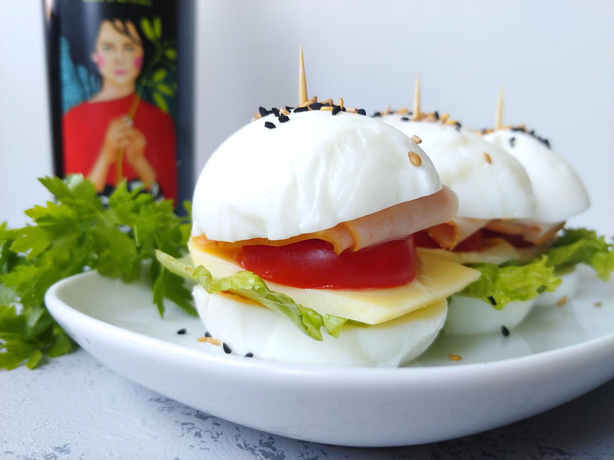 Yumurta Sandviç