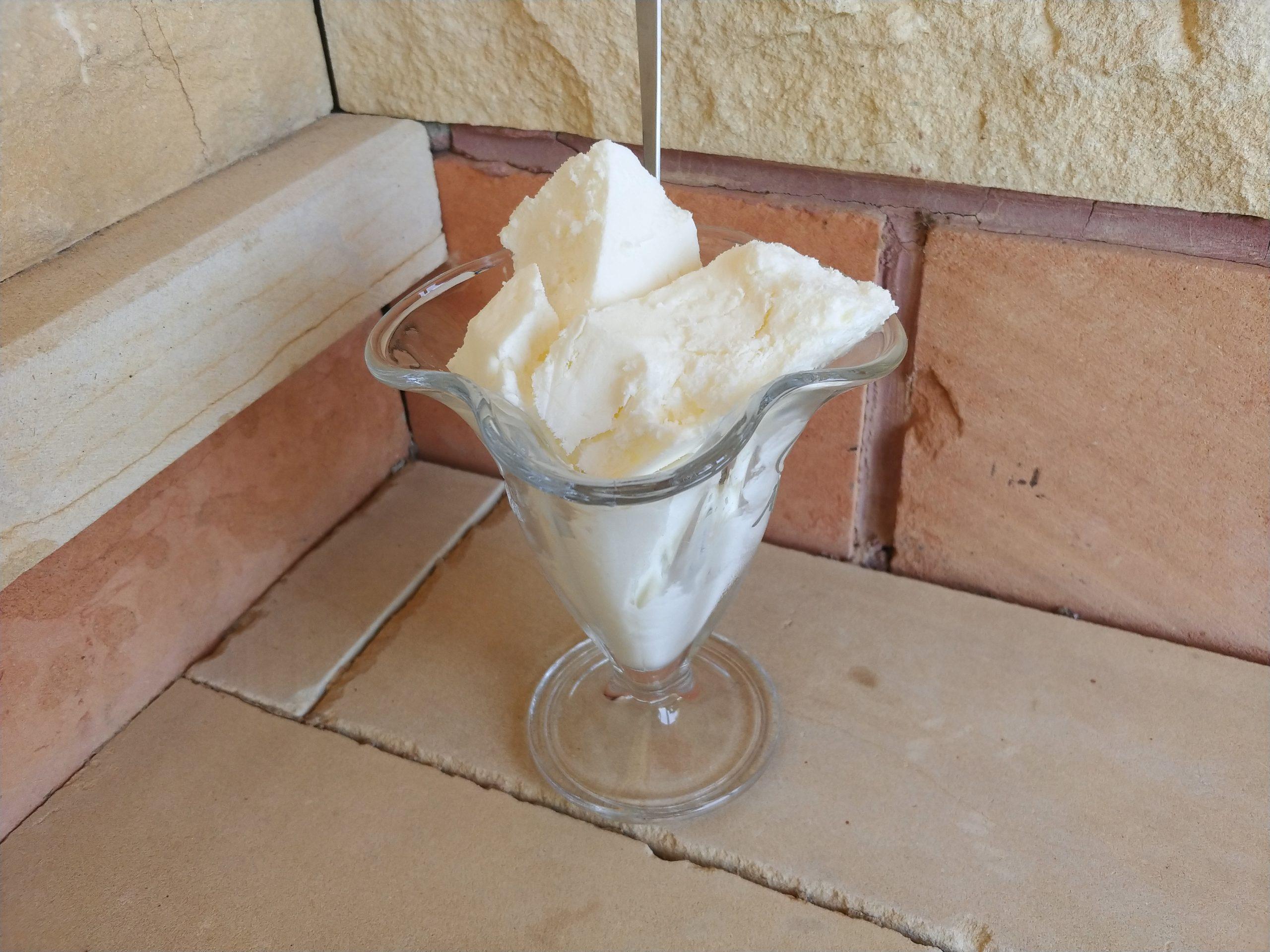 Vanilyalı Keto Dondurma